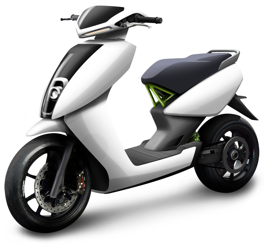 Ather Energy S340 Electric Scooter India S First E Bike